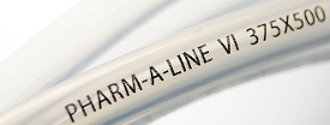 Pharm-A-Line VI - Private Labeling Service for Plastic Tubing